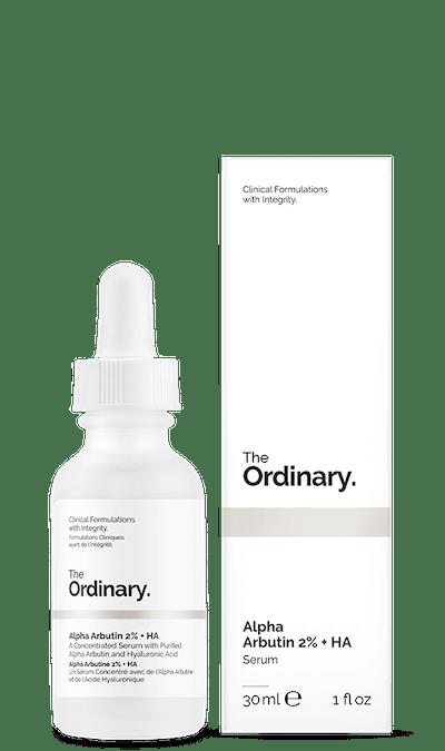 The Ordinary Alpha Arbutin 2% + HA
