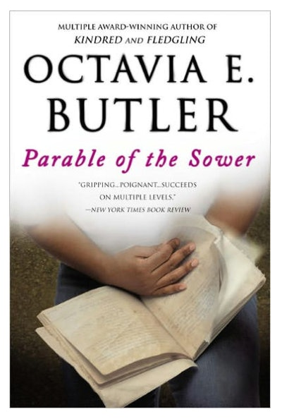 'Parable Of The Sower' by Octavia Butler