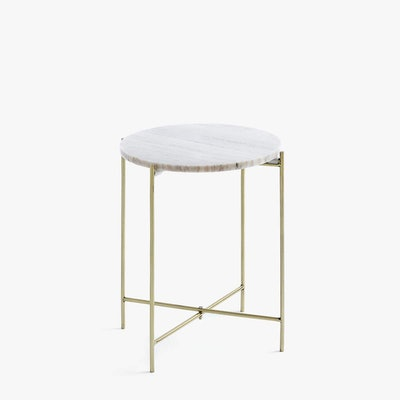 Gray Marble Table