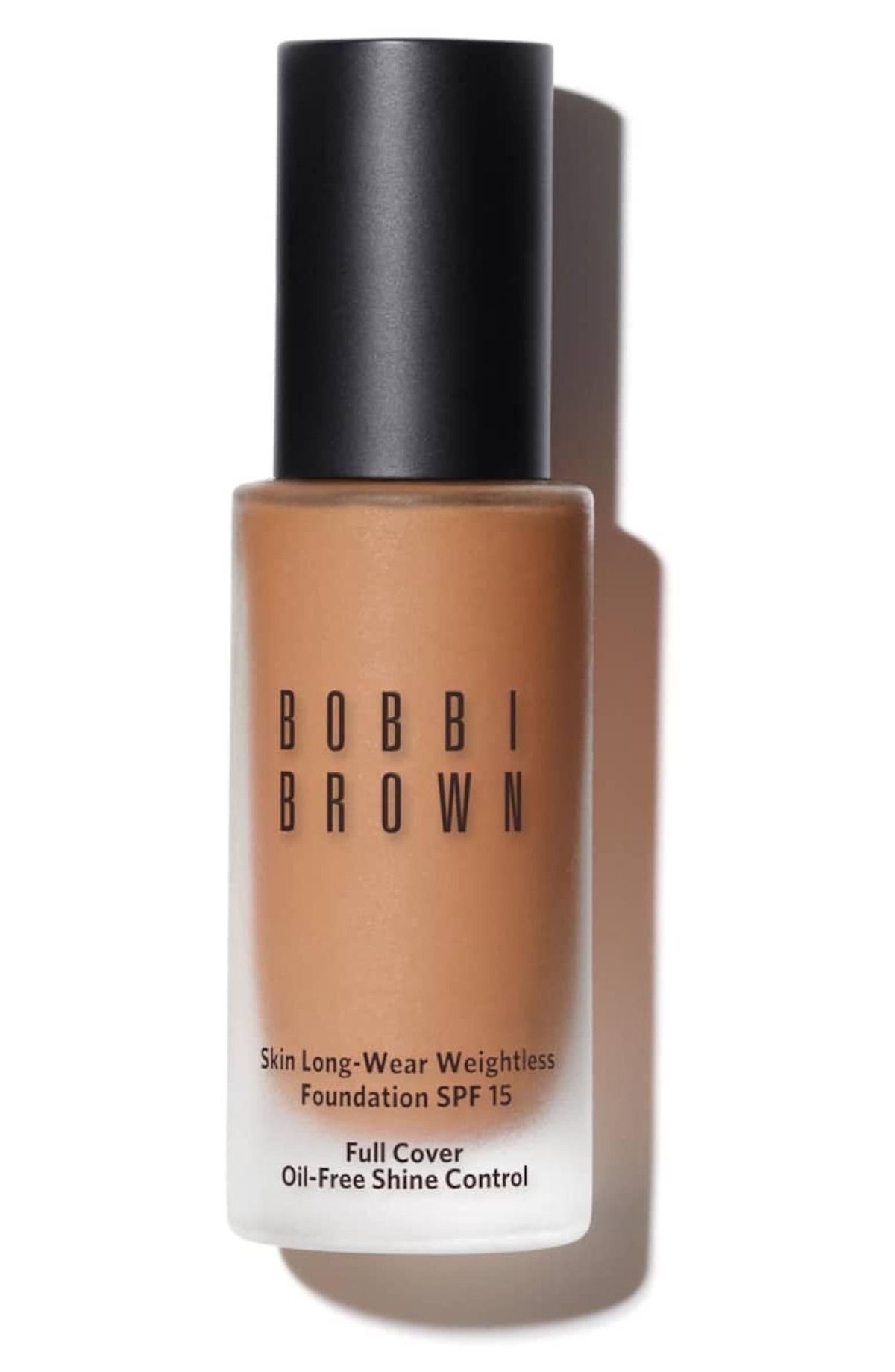 Bobbi Brown Skin Long-Wear Weightless Foundation SPF 15