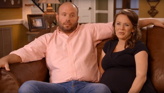 """Eric & Courtney Waldrop from TLC's """"Sweet Home Sextuplets"""""""