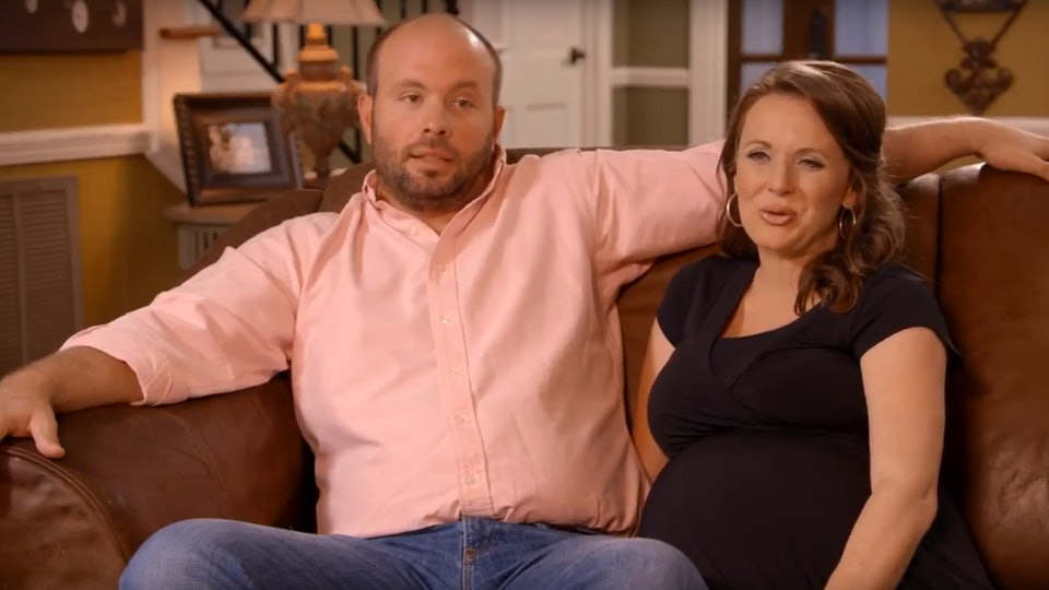 "Eric & Courtney Waldrop from TLC's ""Sweet Home Sextuplets"""