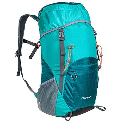 G4Free 40L Lightweight Hiking Backpack