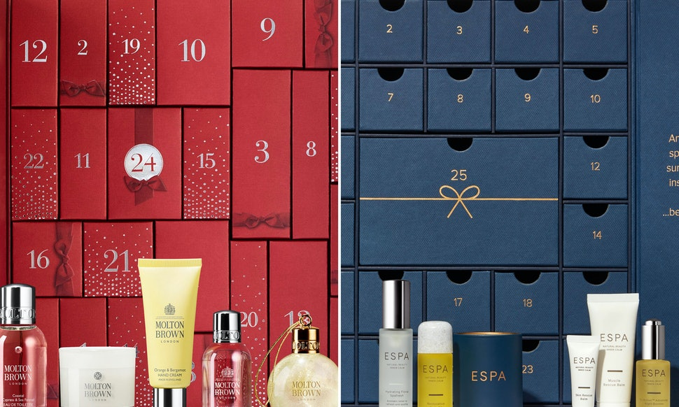 9 beauty advent calendars 2018 that will make your. Black Bedroom Furniture Sets. Home Design Ideas