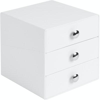 InterDesign Storage and Organization Drawers, Original 3-Drawer