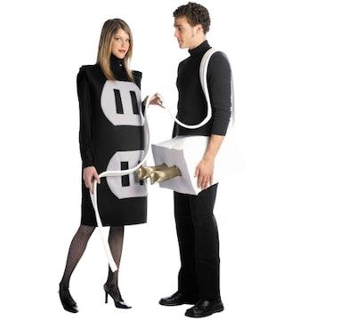 Adult Plug & Socket Costume