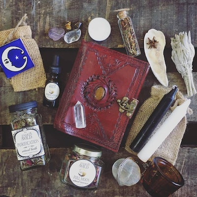 """Tamed Wild """"House of Rituals"""" Subscription Box"""