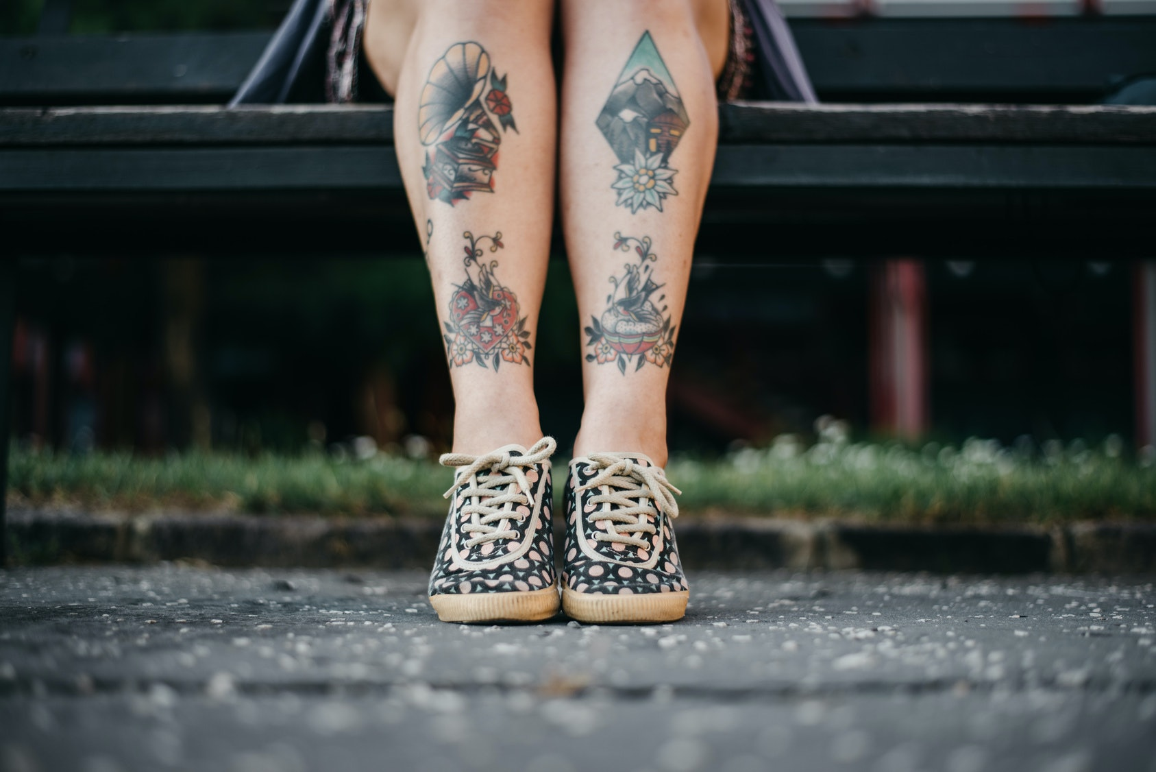 ba30badf9ed3b 7 Tattoos That Actually Look Better As You Age, According To Tattoo Artists