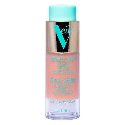 Veil Cosmetics Sunset Light Primer