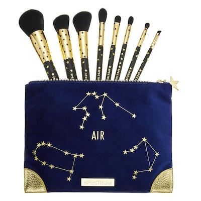 8 Piece Zodiac Brush Set in Air