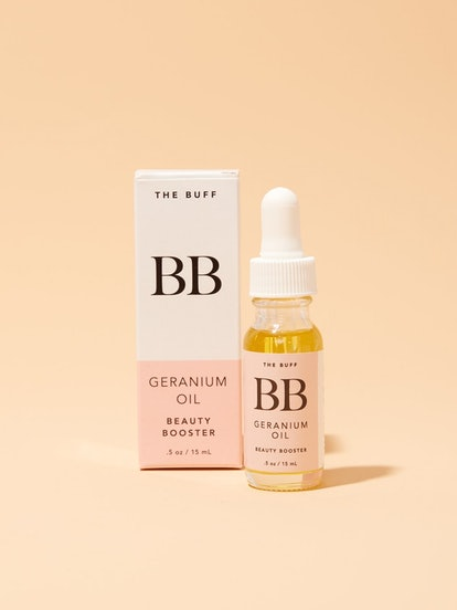 The Buff Beauty Booster in Geranium