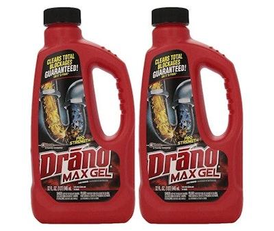 Drano Max Clog Remover, 32 oz (2 Pack)
