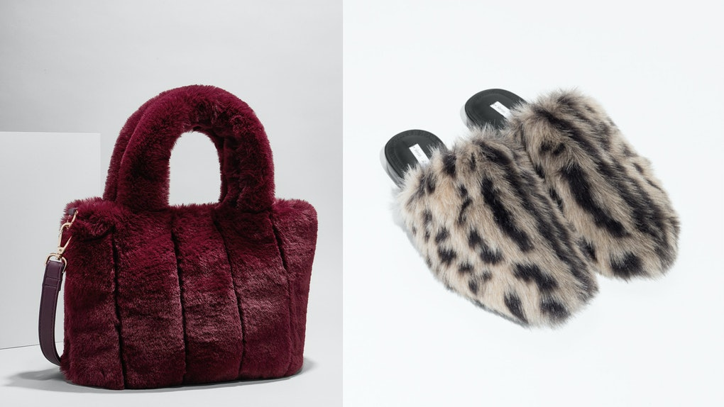40affc5c32 16 Faux Fur Accessories To Shop In Celebration Of Los Angeles  Recent Fur  Sales Ban