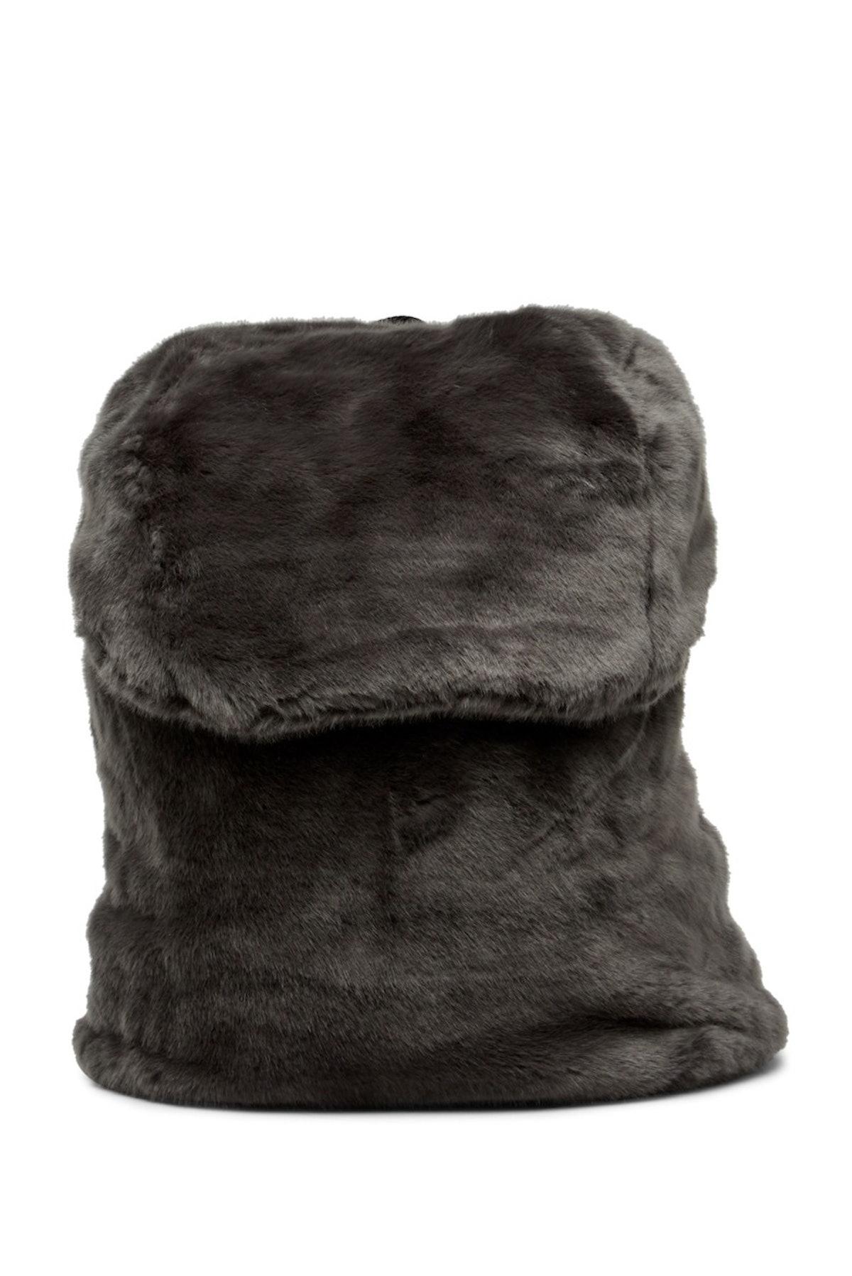 FENTY PUMA by Rihanna Faux Fur Backpack