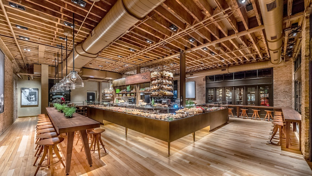 Starbucks Princi Bakery In Chicago Will Get You Pumped For