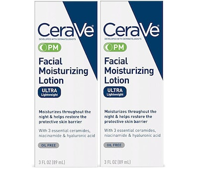 CeraVe Facial Moisturizing Lotion PM (2 Pack)