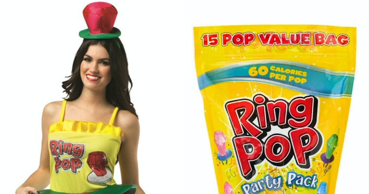 c8feb2b65c86 9 Punny '90s Snack Halloween Costume Ideas For You & Your Squad