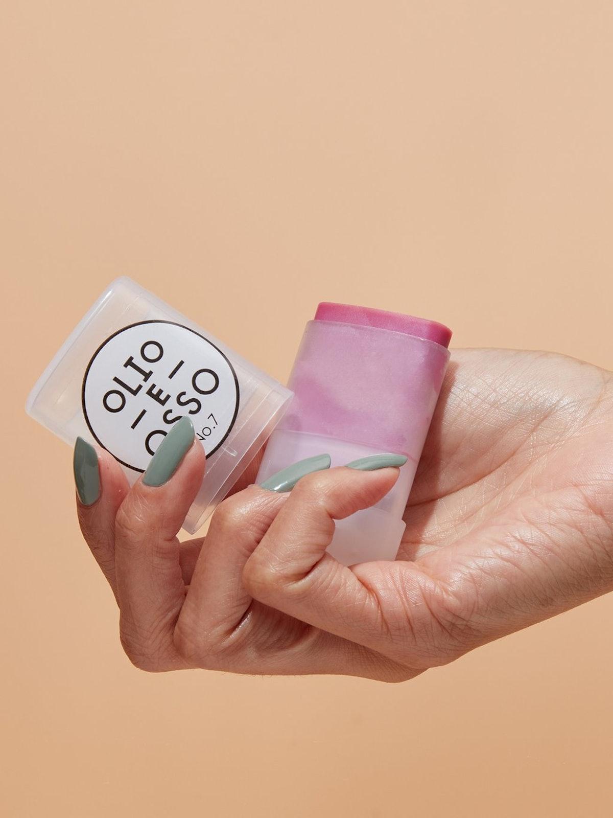 Olio E Osso Bliush Shimmer Cheek & Lip Balm