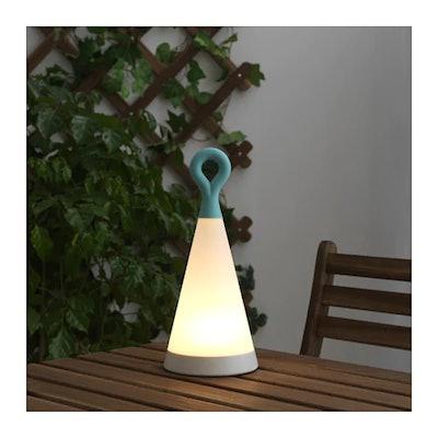 Solvinden LED Solar-Powered Table Lamp