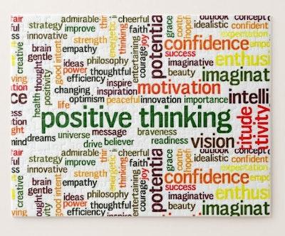 Positive Thinking Jigsaw Puzzle