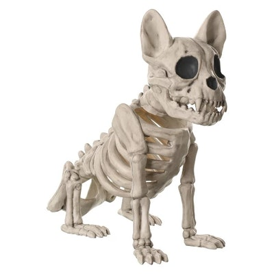 Halloween French Bulldog Skeleton - Hyde and Eek! Boutique