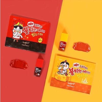 Lip Sauce Tints