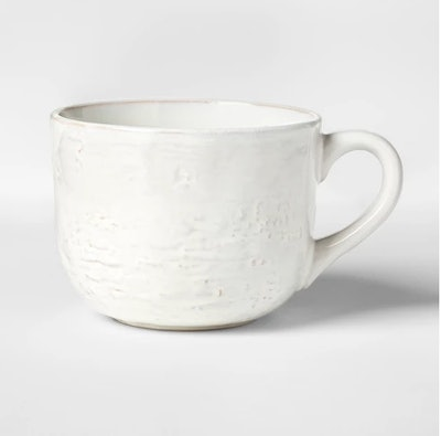 Stoneware Latte Mug
