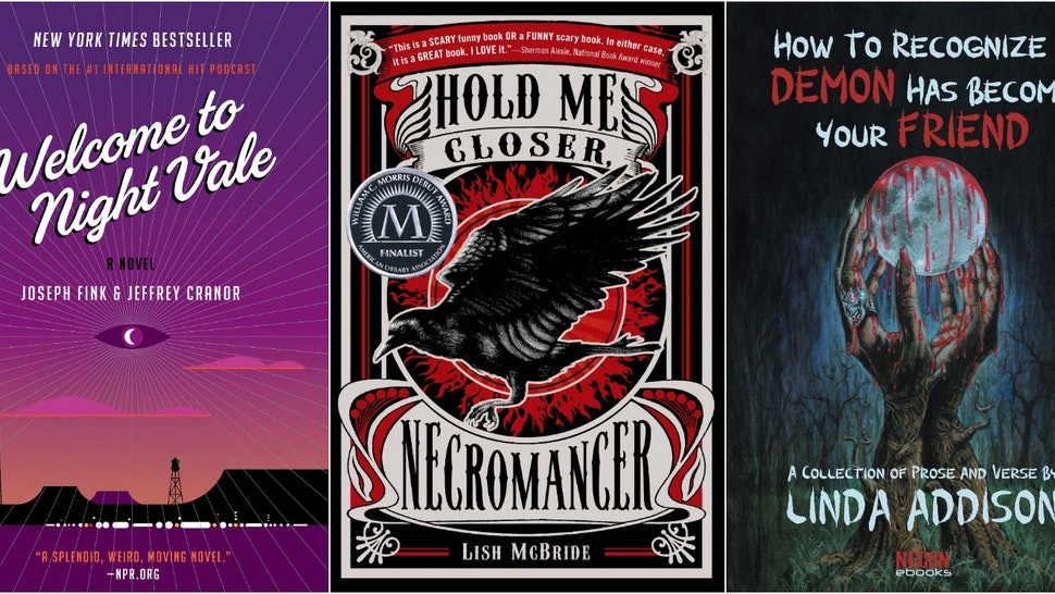 11 Funny Horror Books For Readers Who Love Creepy Novels But Hate