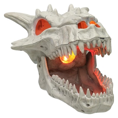 Halloween Light Up Dragon Skull - Hyde and Eek! Boutique