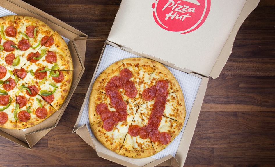 heres how to get pizza hut for a 1 for national pepperoni pizza day