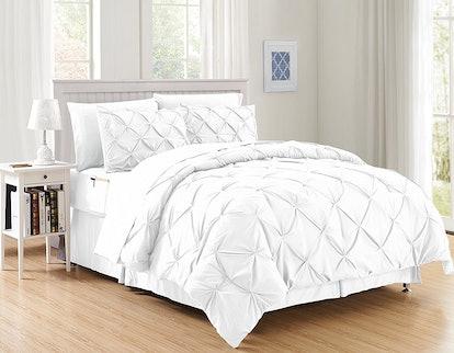 Elegant Comfort Bed-In-A-Bag (6 Piece)