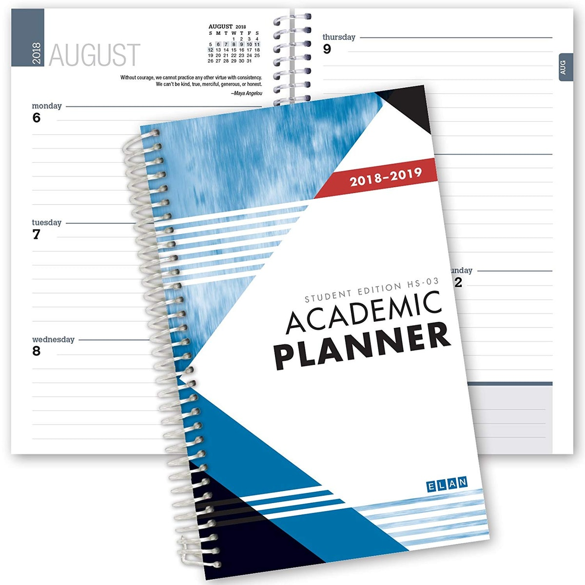 Elan Publishing Company Dated Student Planner