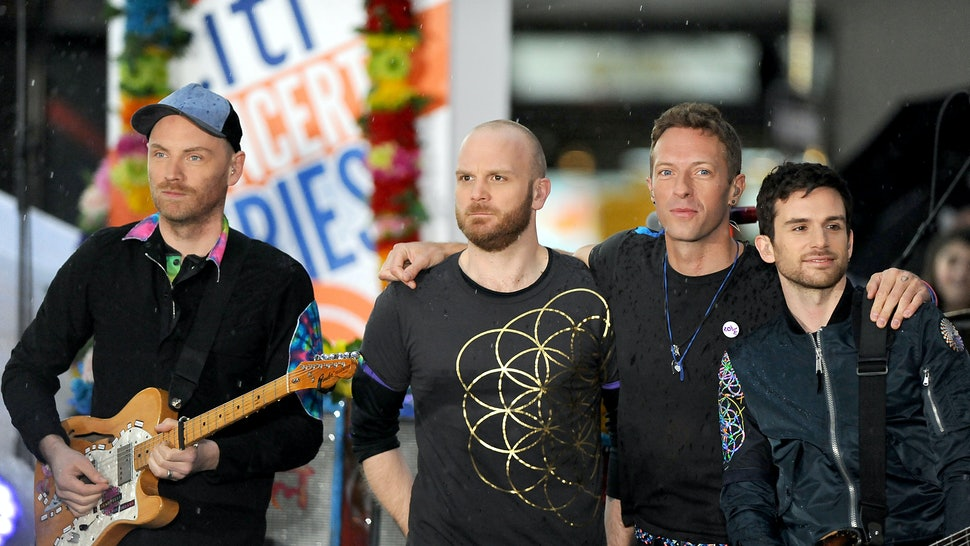 Have Coldplay Split Up? Chris Martin Has Hinted It Could Soon Be The