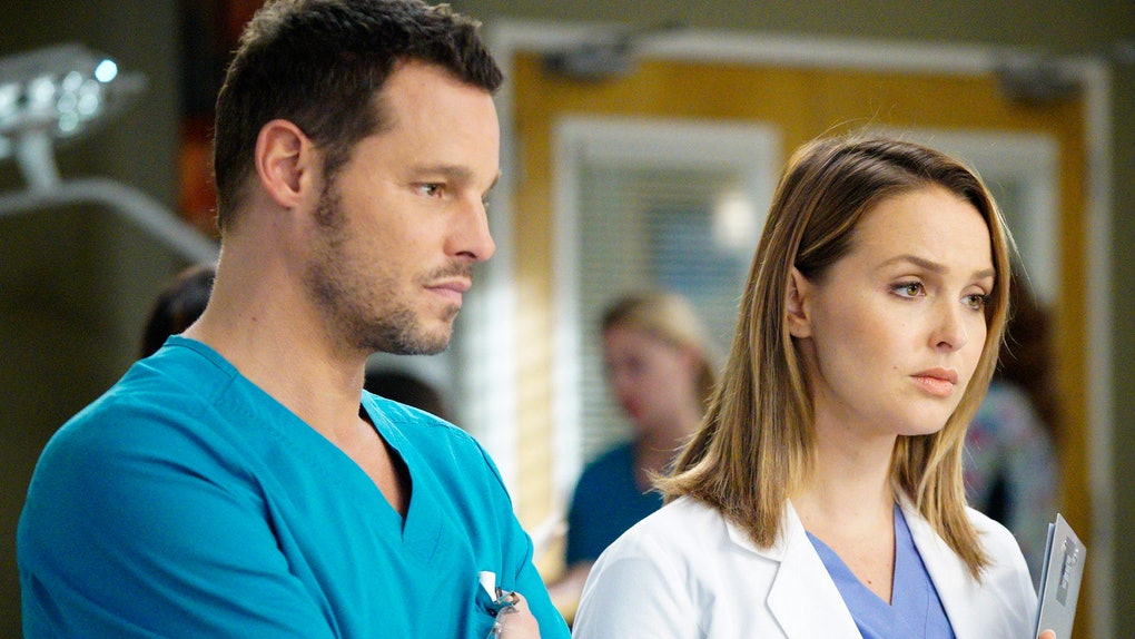 These Greys Anatomy Season 15 Spoilers About Jo Alex Will Warm