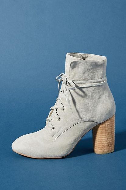 Silent D Esking Lace-Up Boots