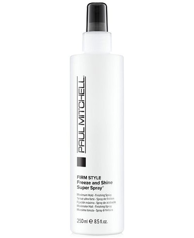 Freeze & Shine Super Spray