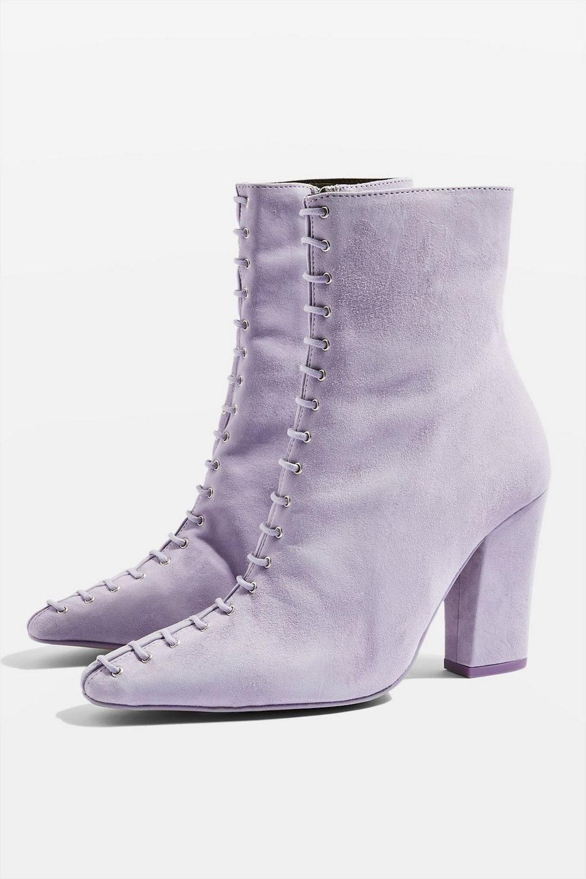 Harriet Lace Boots