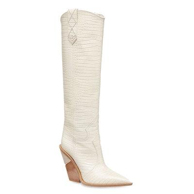 Cutwalk Pointed-Toe Cowboy Boots