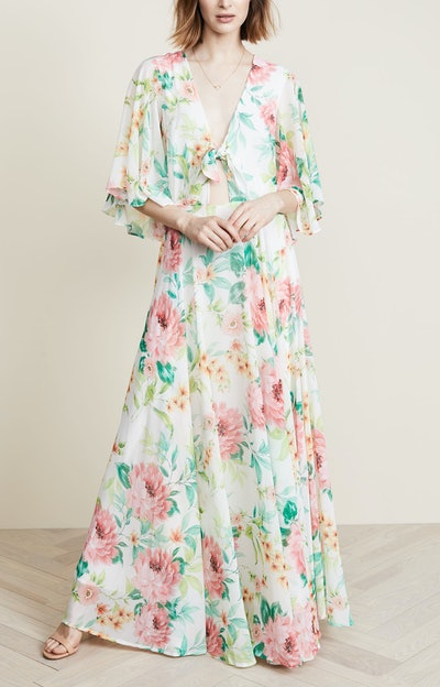 Always and Forever Maxi Dress