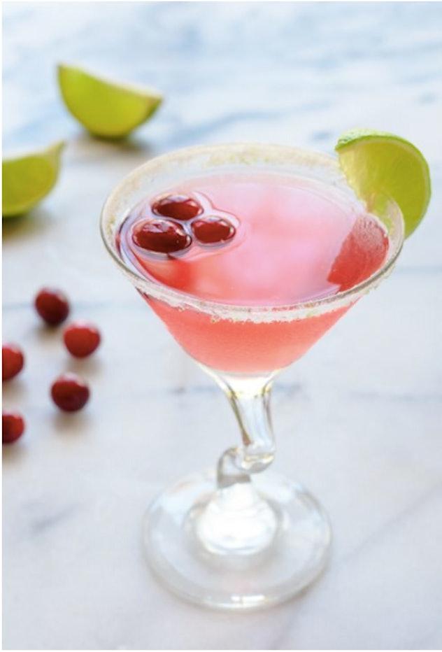 st germain crainberry cocktail