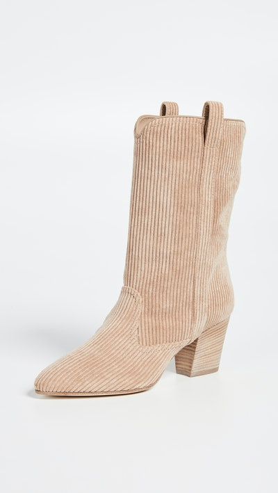 Simona Corduroy Boot