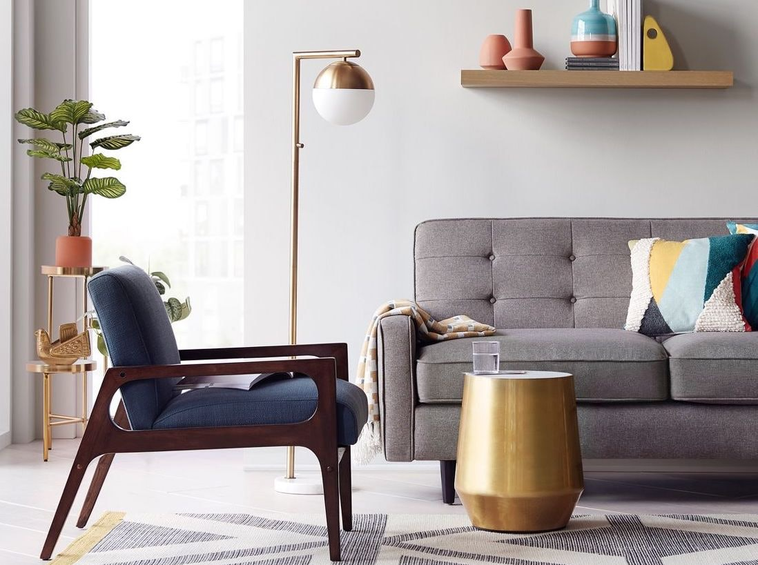 9 Cheap End Tables In Target S Home Sale That Ll Upgrade Your Living Room For Less Than 75