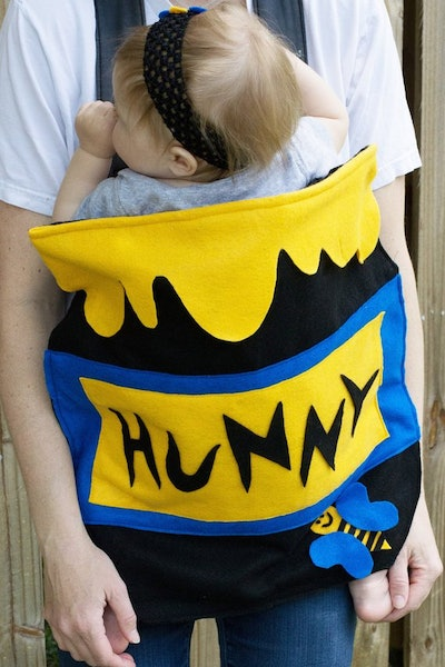 EmBaby Boutique Hunny Pot Carrier Costume