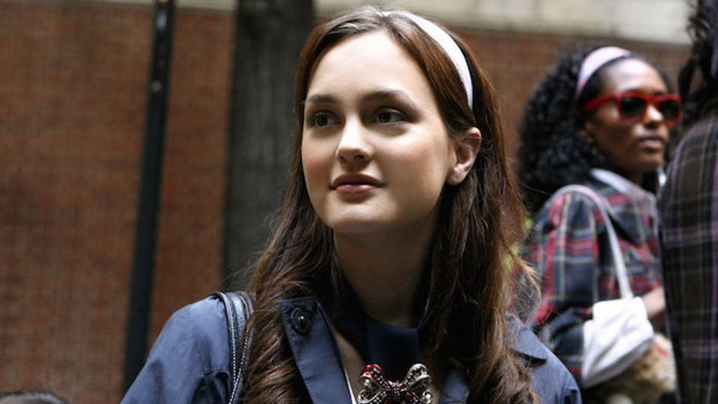 e4eac0781 Leighton Meester Wouldn't Return To 'Gossip Girl,' But Her Reasoning Makes  Sense