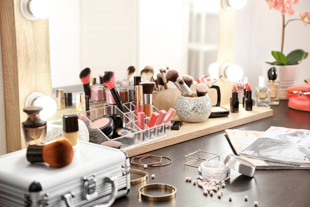 How To Organize Your Makeup Collection With The Best Makeup ...
