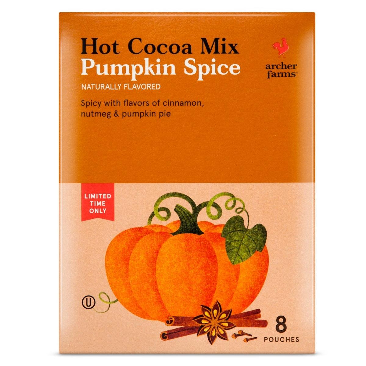 Hot Cocoa Mix Pumpkin Spice