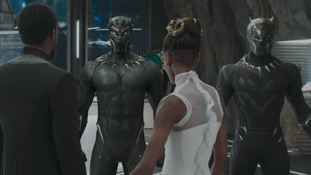 e7ffad882e5b 6 DIY  Black Panther  Costumes That Look Like They re Straight From Wakanda