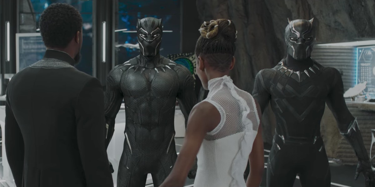 6 DIY 'Black Panther' Costumes That Look Like They're Straight From Wakanda