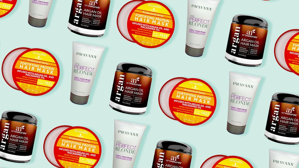 The 5 Best Hair Masks For Colored Hair