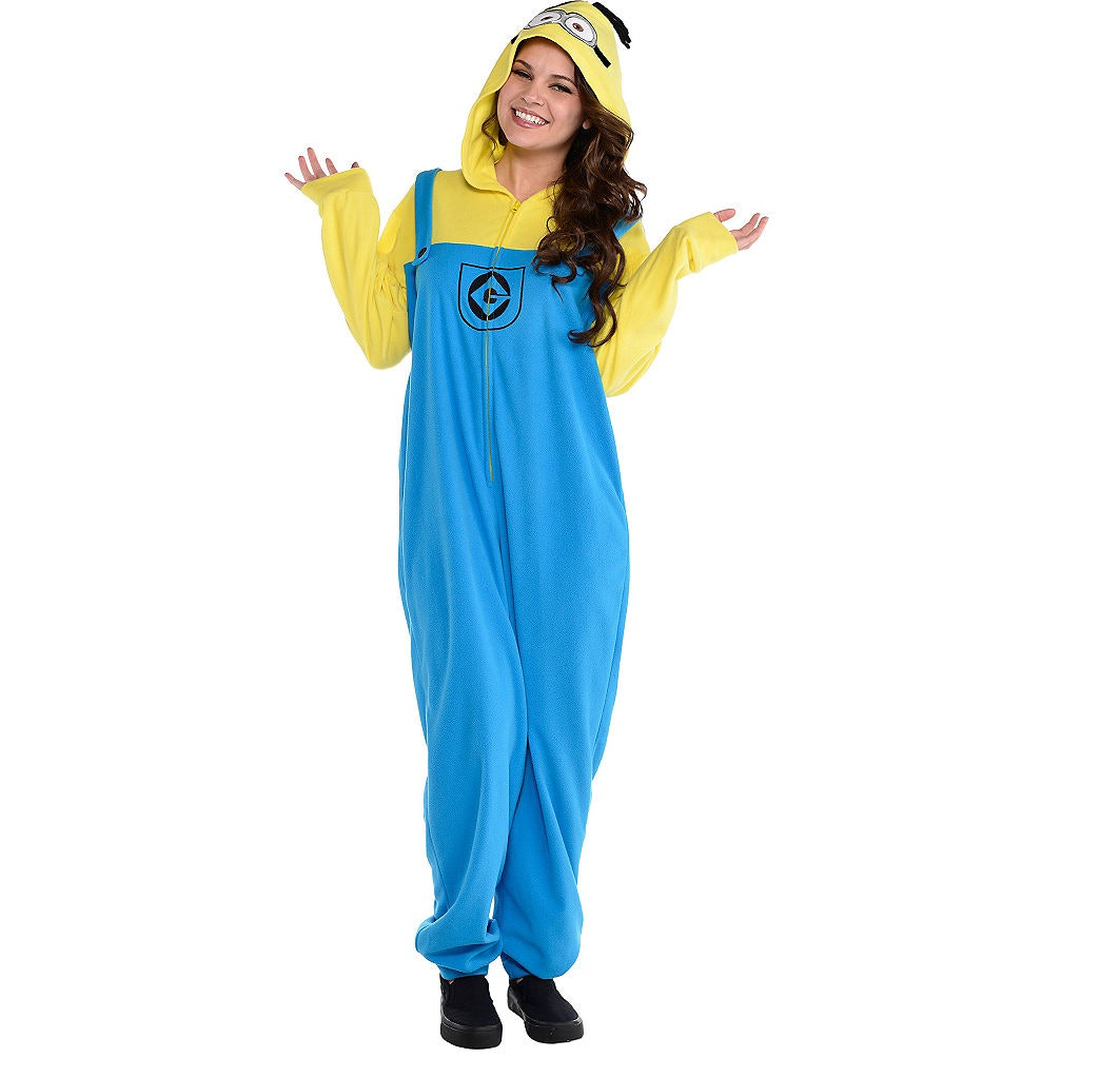 Minion Halloween Costumes For Girls.15 Matching Dog Owner Halloween 2018 Costumes That Are Just